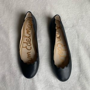 Sam Edelman Francis Scalloped Ballet Flat